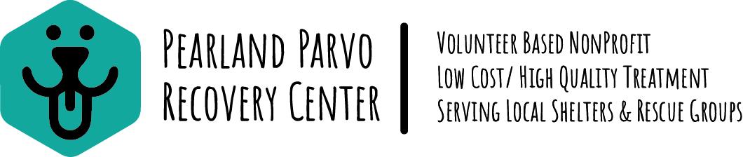Parvo Recovery Center Logo